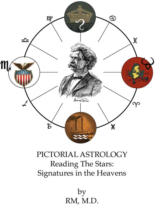 Pictorial Astrology Book Cover
